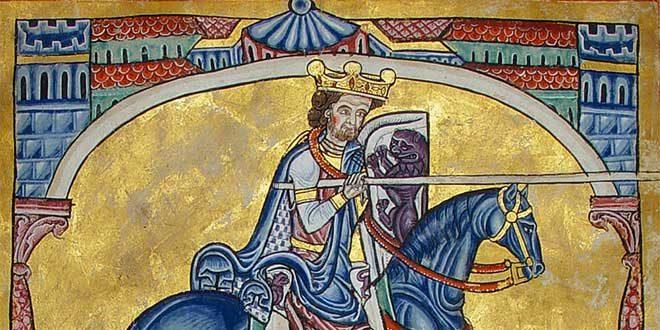 alfonso IX nacimiento de las cortes