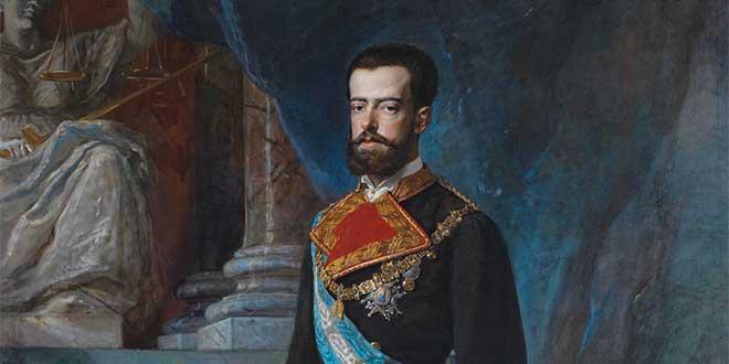 Amadeo I De Saboya Historia De España