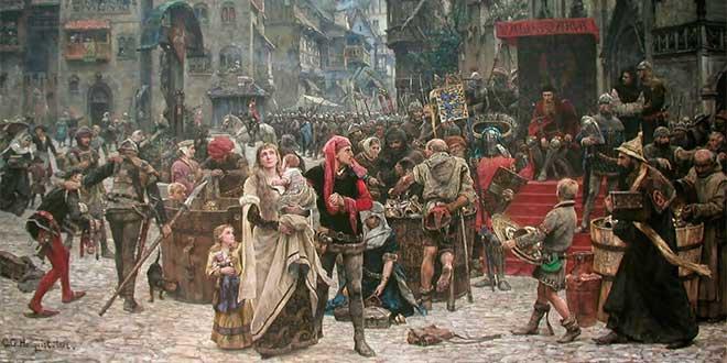 asalto a roma por carlos I