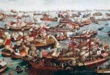 Imagen de La Batalla de Lepanto