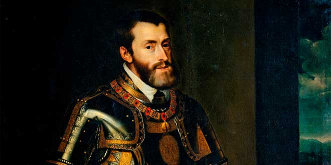 carlos I emperador
