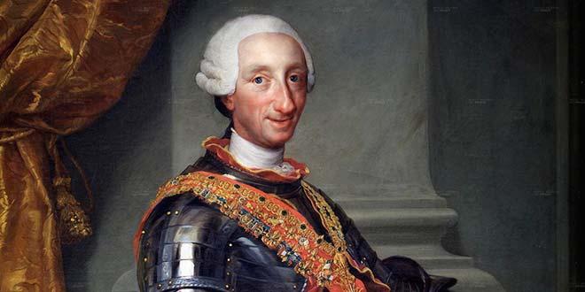 Carlos III, rey de España