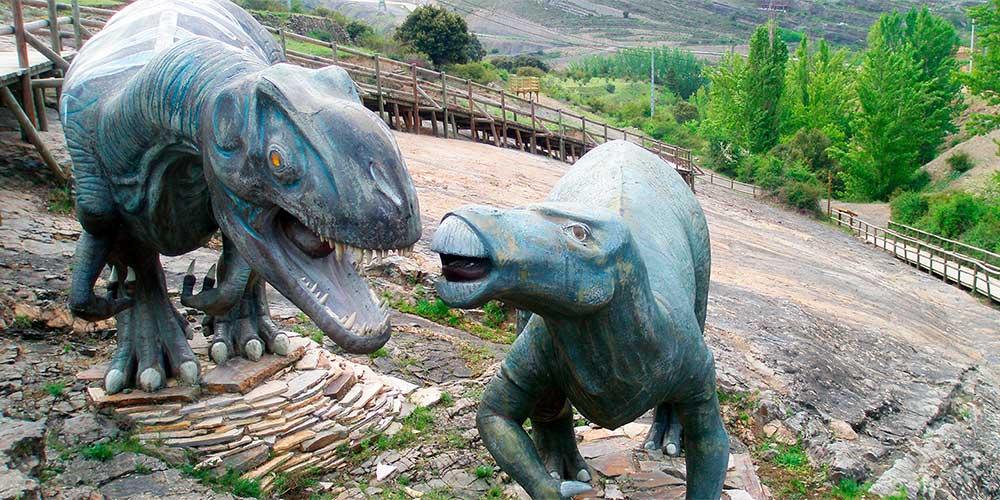 Centro Paleontologico de Enciso