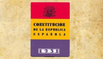 constitucion 1931 espana