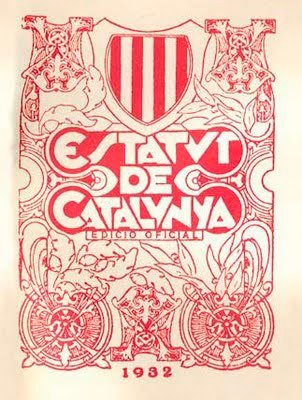 estatuto catalan de 1932