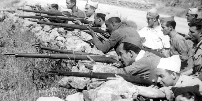 guerra civil espanola aragon