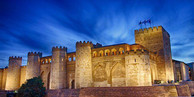 palacio Aljaferia zaragoza