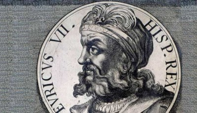 Rey visigodo Eurico
