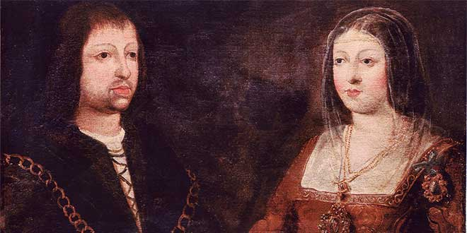 reyes catolicos