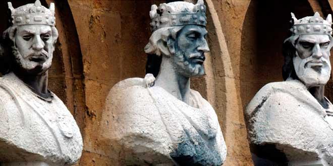 reyes epoca cristiana